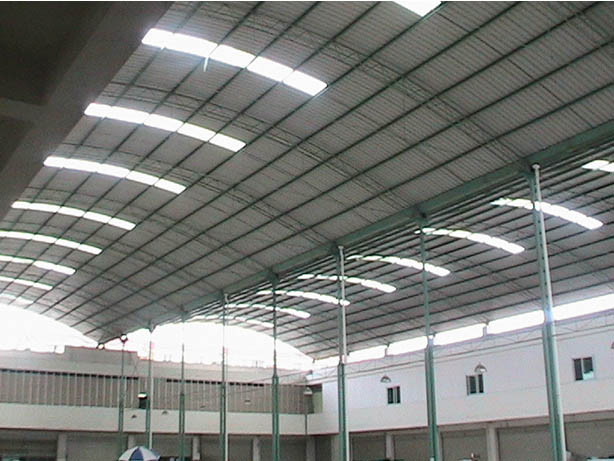 彩钢轻钢结构厂
